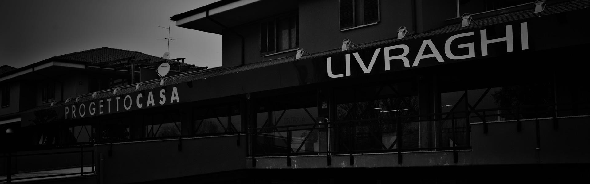Livraghi Progetto Casa - homepage
