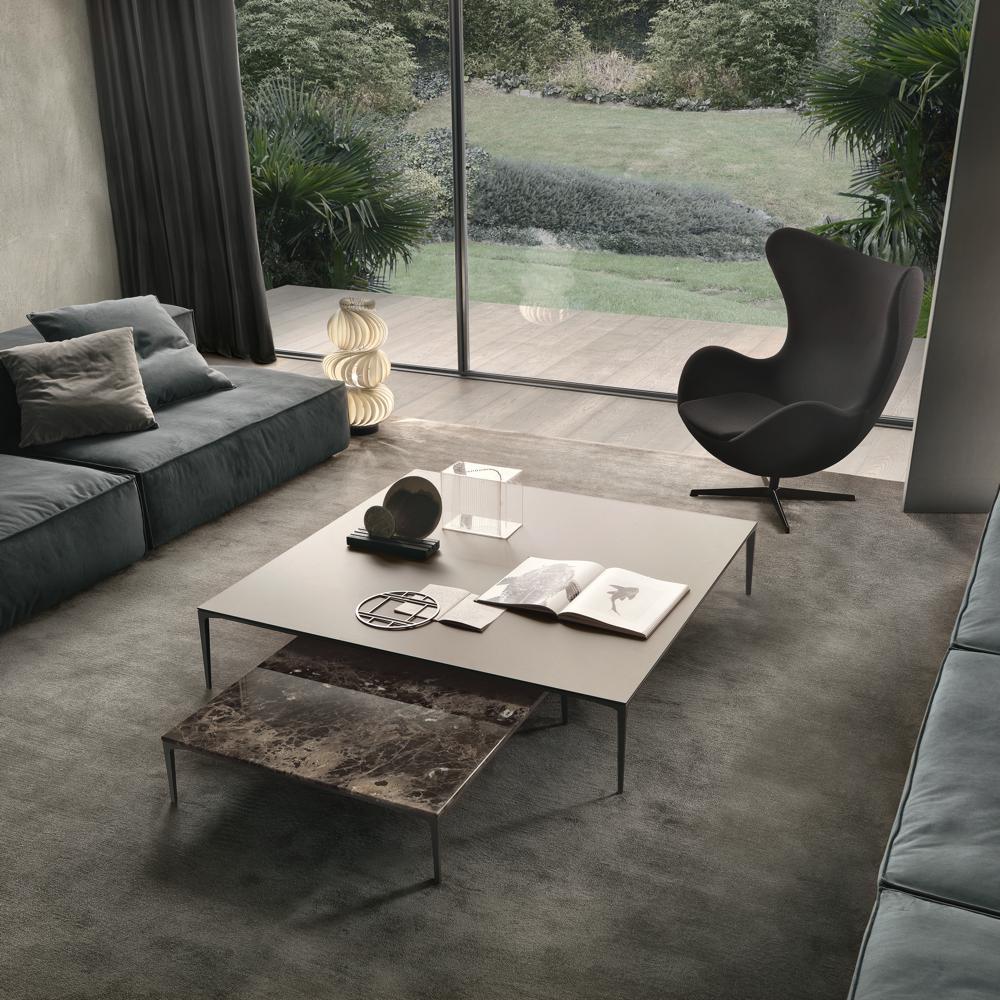 rimadesio tray living livraghi progetto casa